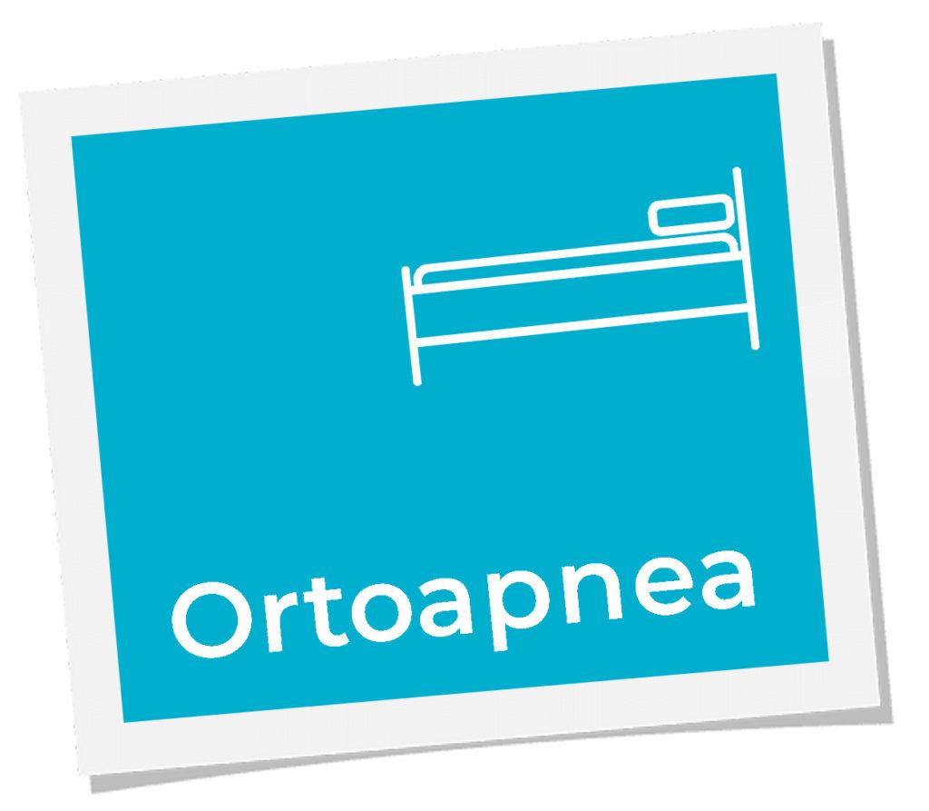 ortoapnea